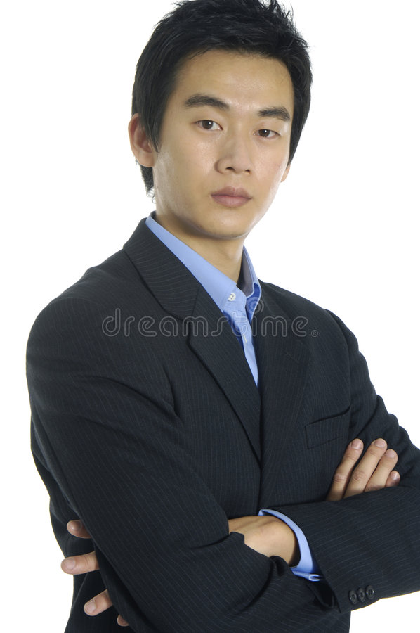 Free Asian Businessman Royalty Free Stock Photos - 8291098