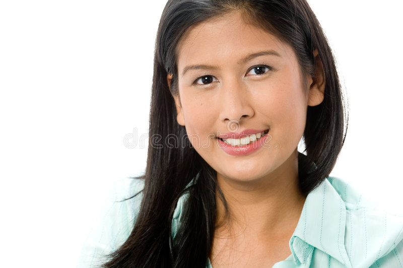 Asian Businesswoman royalty free stock photography