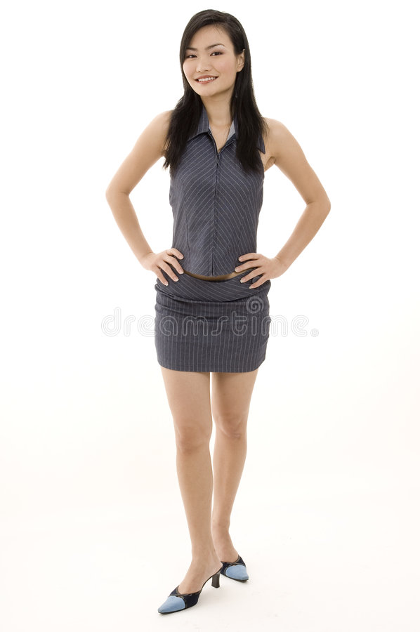 Asian Businesswoman 8 stock photo