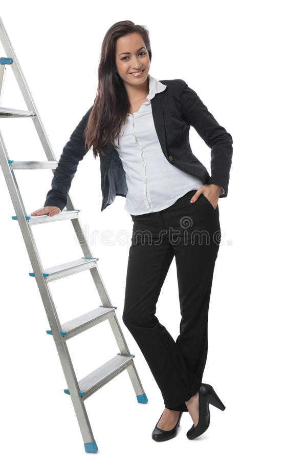 Download Asian Businesswoman Presenting Stock Photo - Image: 25974854