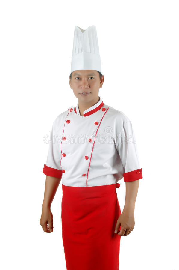 Download Asian Chef Portrait Stock Images - Image: 24722684