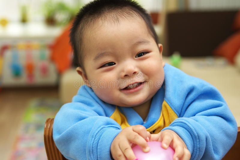 Download Asian child stock photo. Image of smiley, asian, year - 13215014