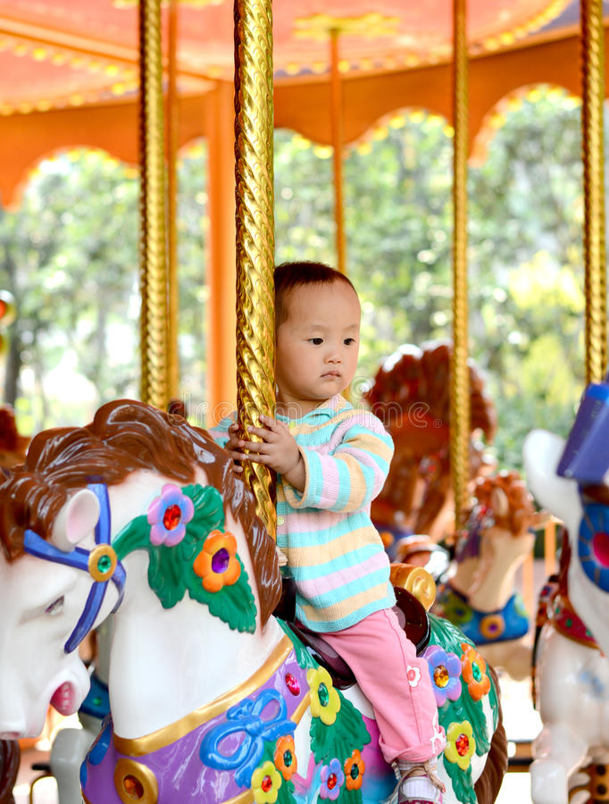Asian children royalty free stock photography
