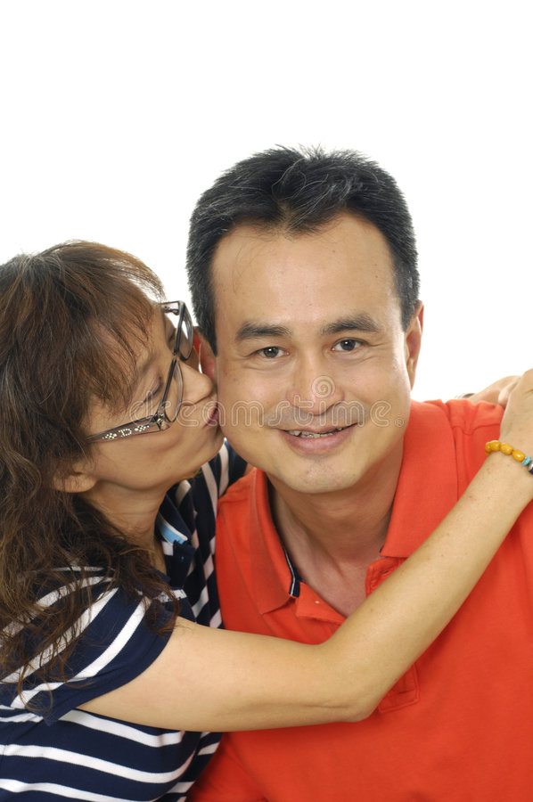 Download Asian Couple in love stock image. Image of model, girlfriend - 8292965