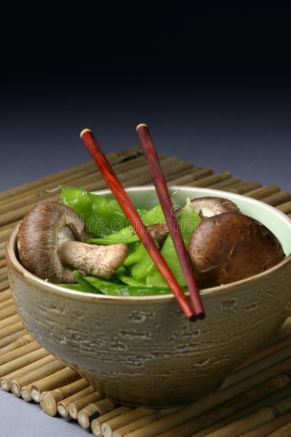 Asian Cusine royalty free stock image