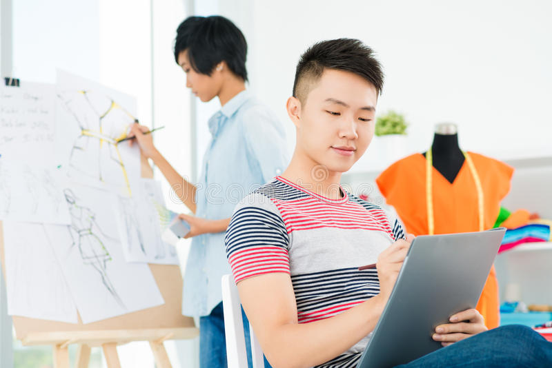 Asian designers