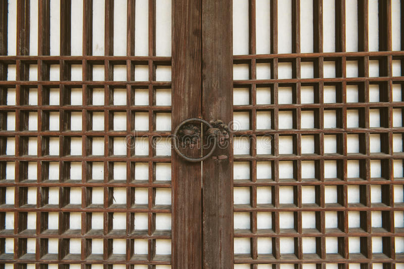 Download Asian doors and doorknob stock image. Image of remains - 47918329 & Asian doors and doorknob stock image. Image of remains - 47918329