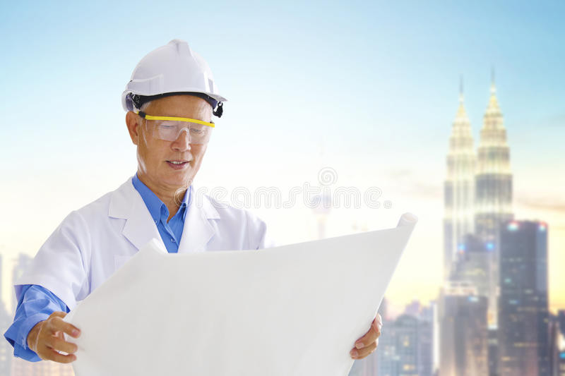 Download Asian engineer stock photo. Image of person, blue, chinese - 25182044