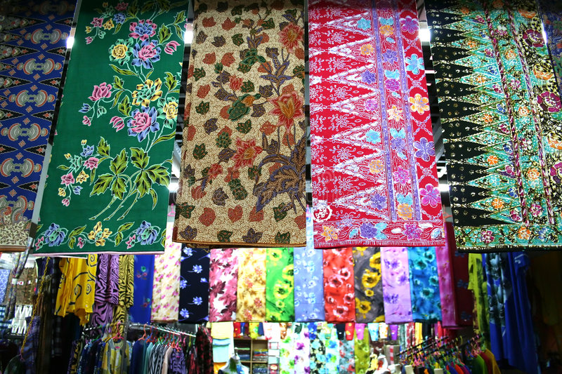 Download Asian fabrics stock image. Image of colour, clothing, leisure - 2893157