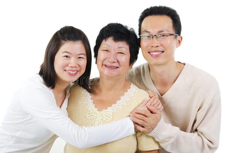 Download Asian family stock image. Image of casual, loving, laughing - 25832417