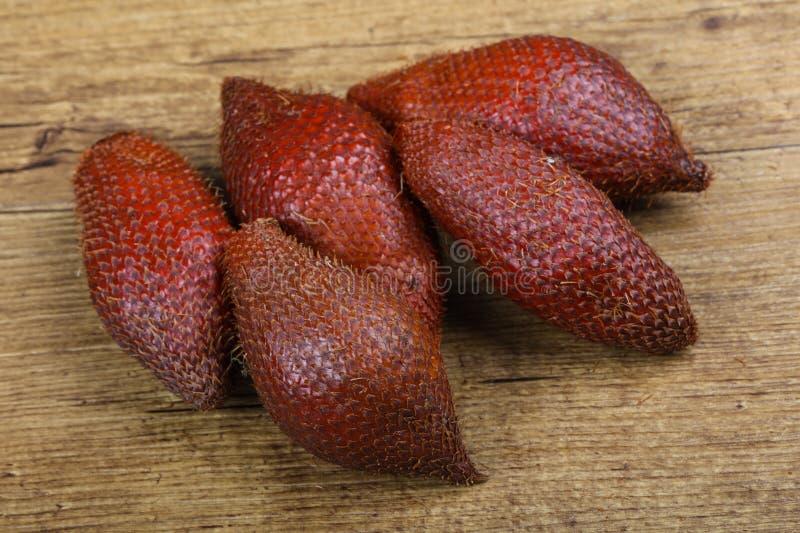 Asian fruit - sala stock image