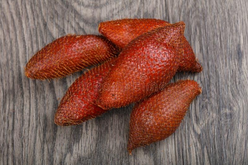 Asian fruit - sala stock photography