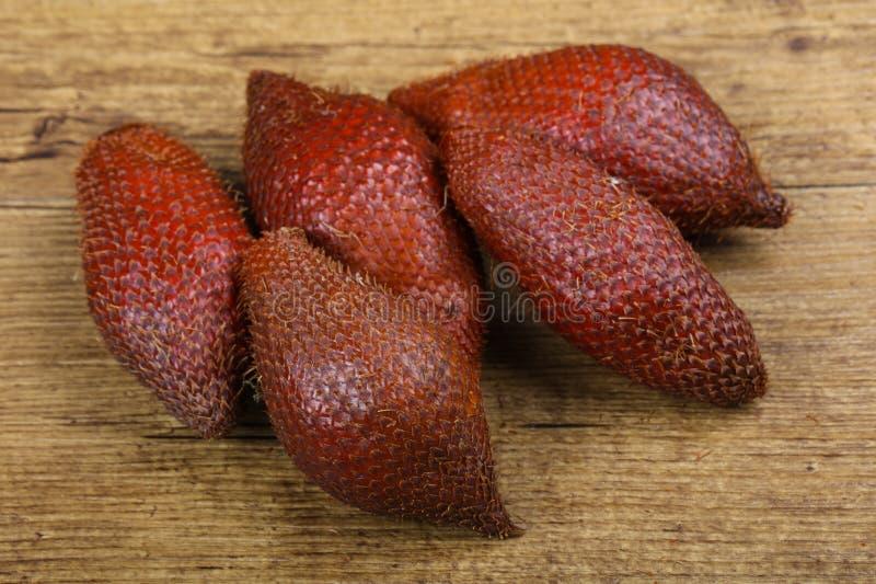 Asian fruit - sala royalty free stock photos