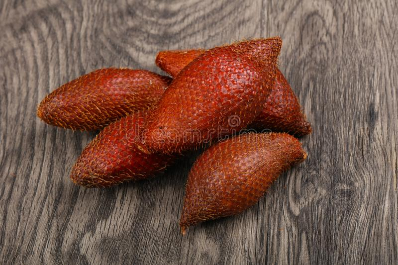 Asian fruit - sala royalty free stock photo