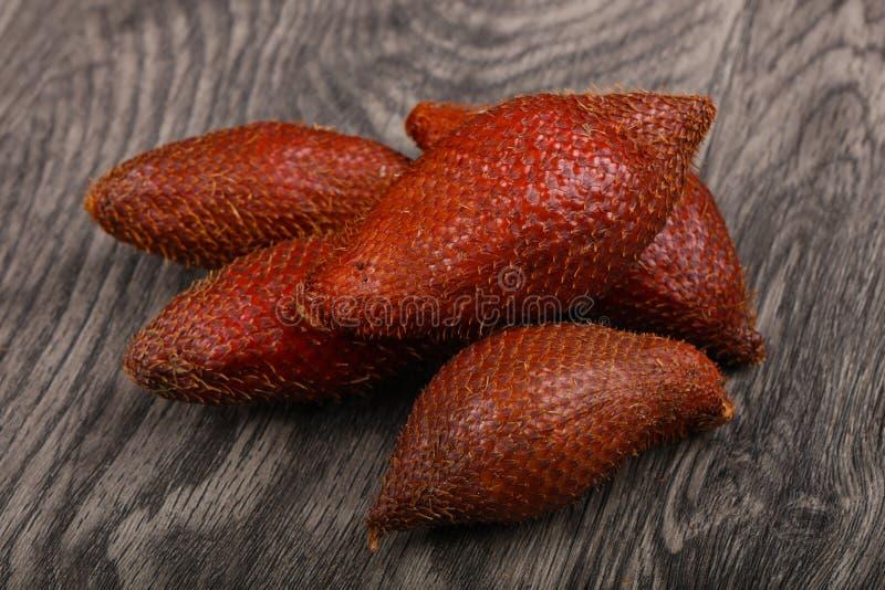 Asian fruit - sala royalty free stock image