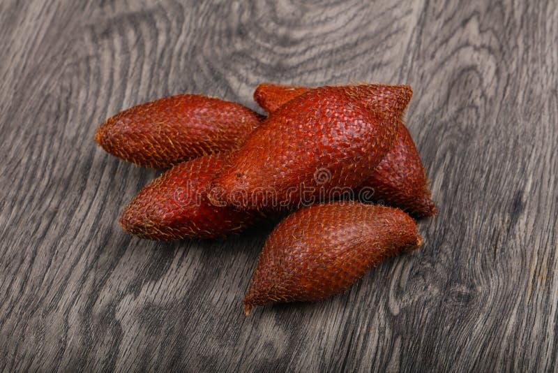Asian fruit - sala stock photo