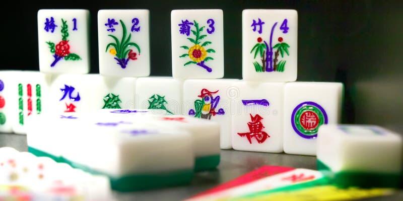 Download Asian gambling games stock image. Image of four, closeup - 22298733