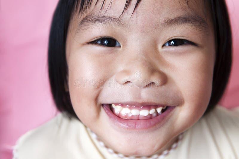Asian girl stock photo