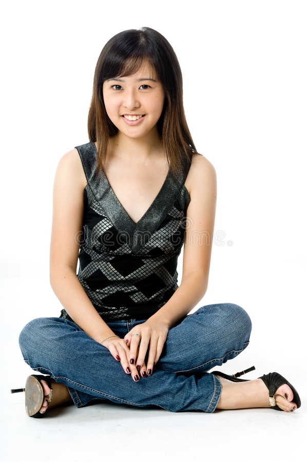 Download Asian Girl Stock Photography - Image: 3725492