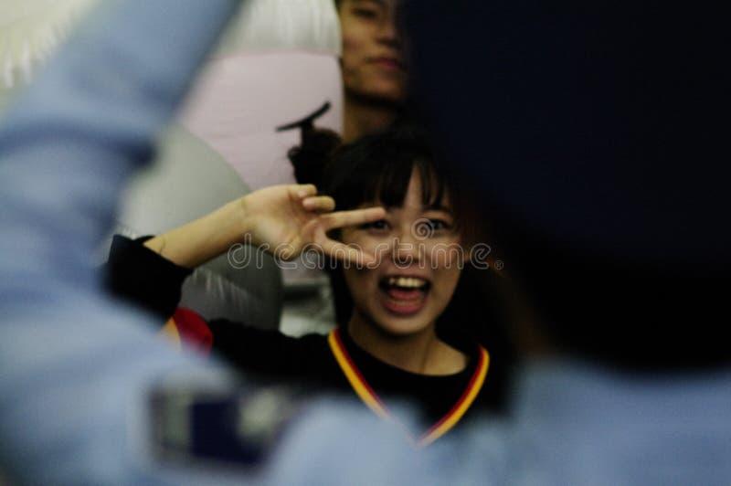 Asian Girl Doing V Sign Free Public Domain Cc0 Image