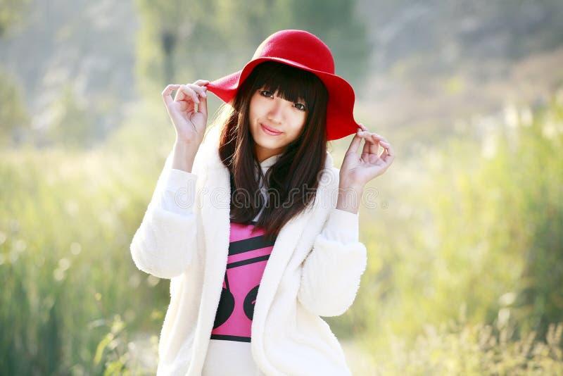 Download Asian girl next door stock photo. Image of asian, enjoy - 21473642