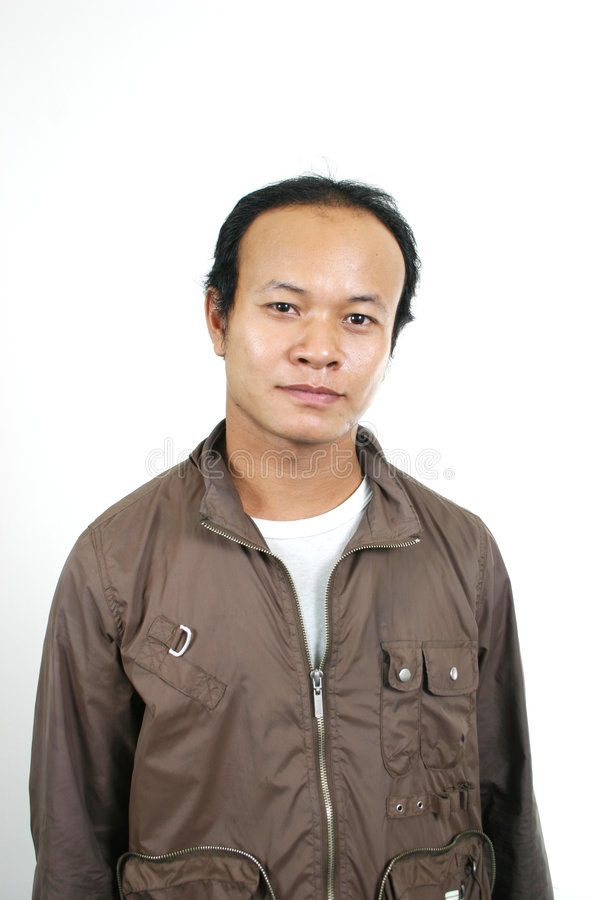 Asian guy 2 stock images