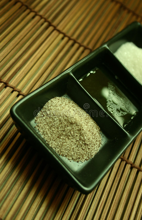 Free Asian Herbs, Spice And Sauce Stock Photography - 463072