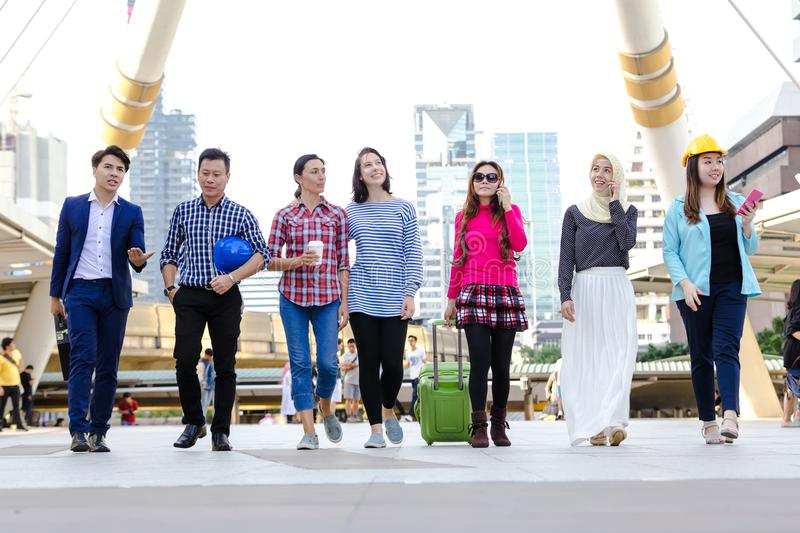 Asian Lifestyle Business stock images