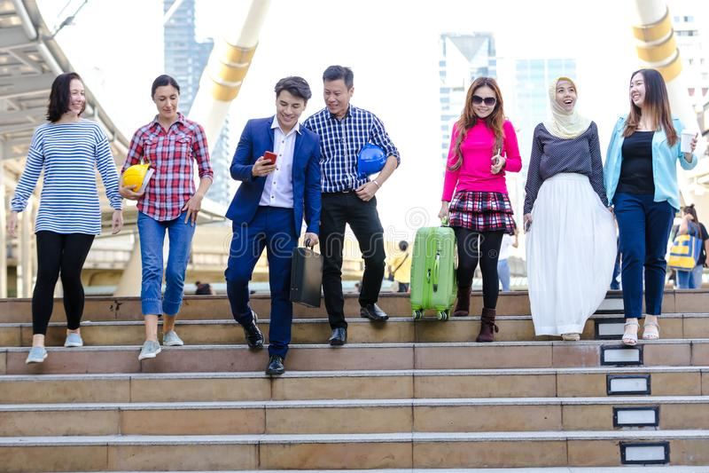 Asian Lifestyle Business stock photo