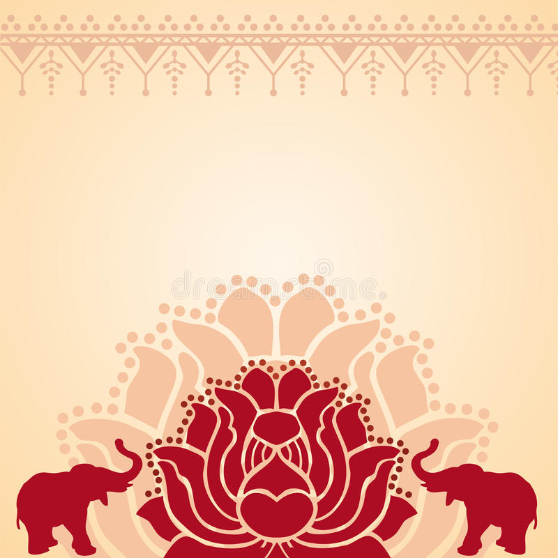 red traditional elephant - photo #28