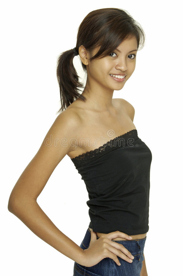 Download Asian Model 13 Stock Image - Image: 117731