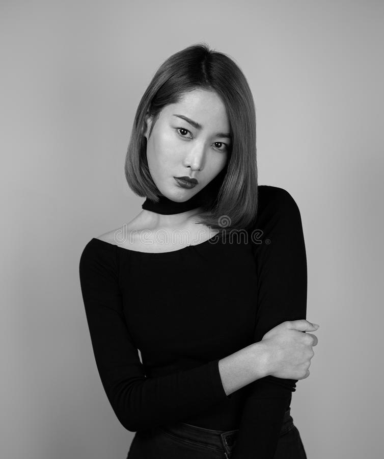 Asian model photography