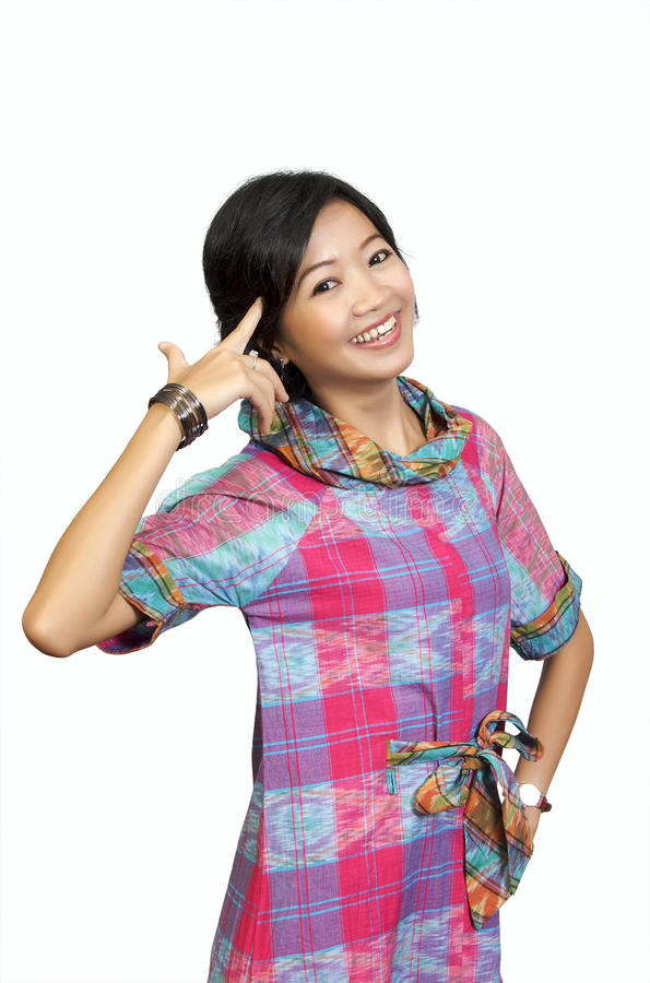 Download Asian Model Posing stock photo. Image of girl, clean - 11862112