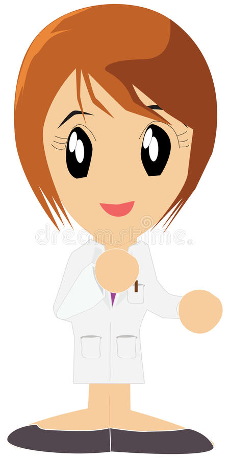 Asian Nurse royalty free stock photo