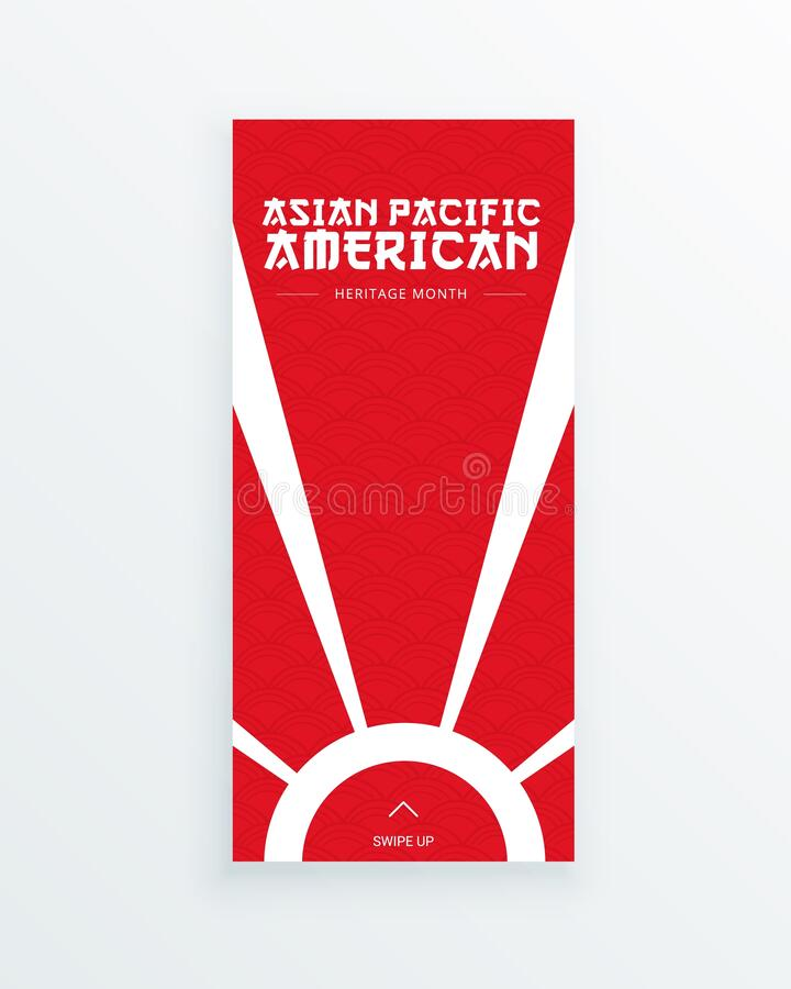 Asian pacific american heritage flyer
