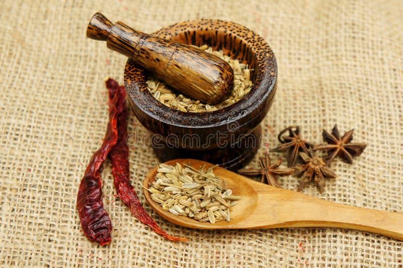 Download Asian recipe stock photo. Image of cinnamon, herbarium - 23741598