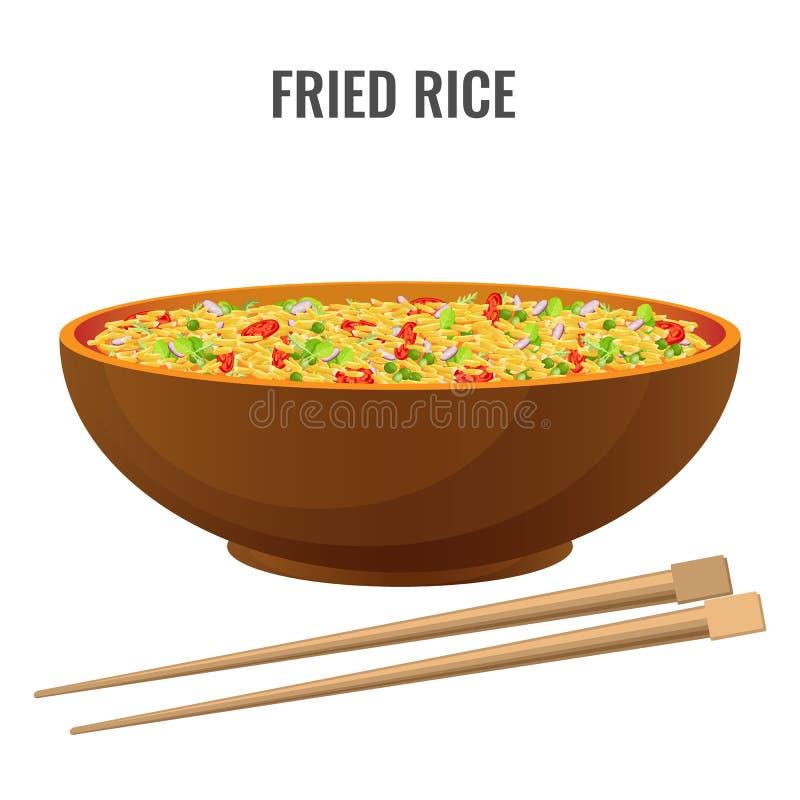 30+ Fried Rice Cartoon  JPG