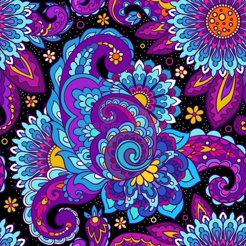 Asian seamless pattern. vector illustration