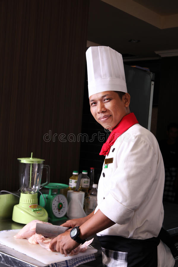 Download Asian Senior Chef Royalty Free Stock Image - Image: 15480186