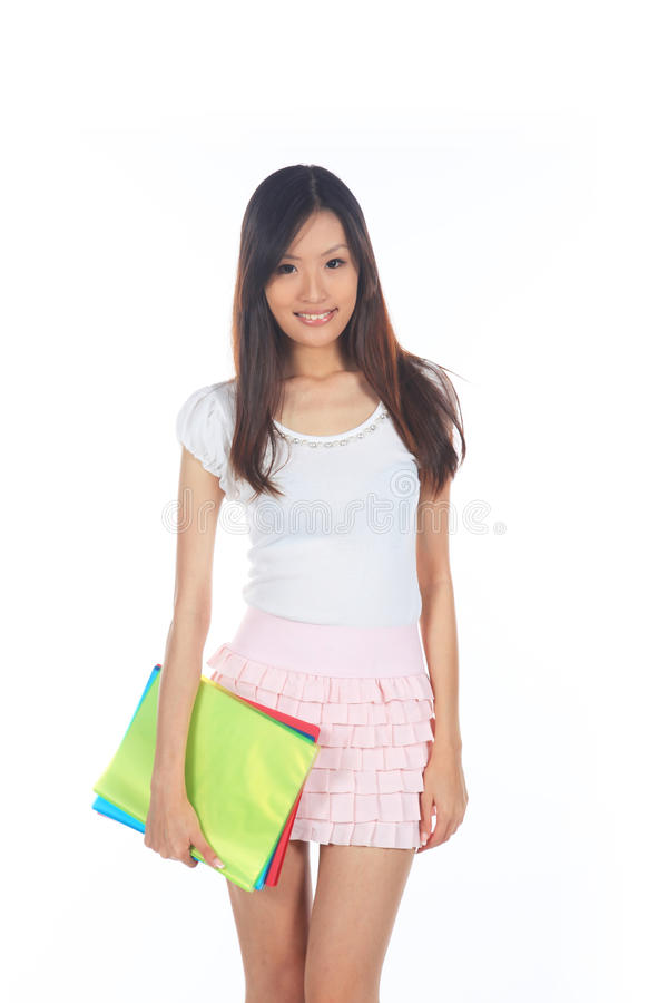 Download Asian Student Stock Photo - Image: 20992920