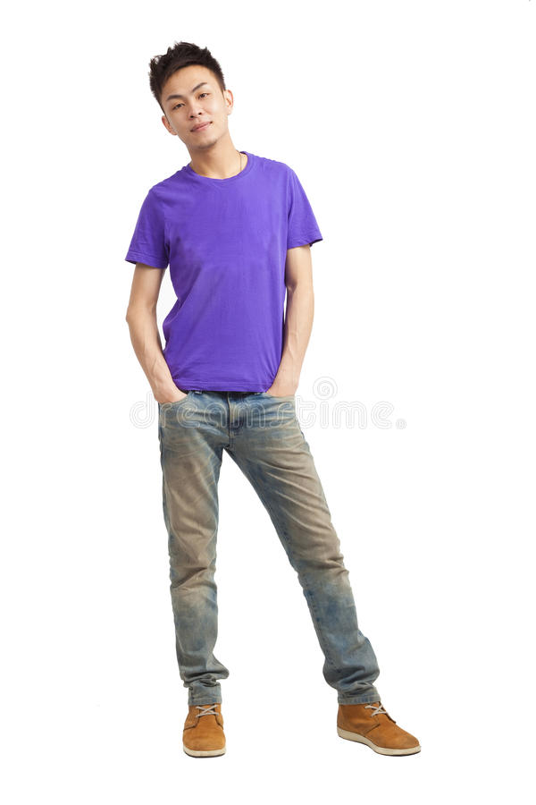 Download Asian  stylish young man stock image. Image of fashionable - 24739167
