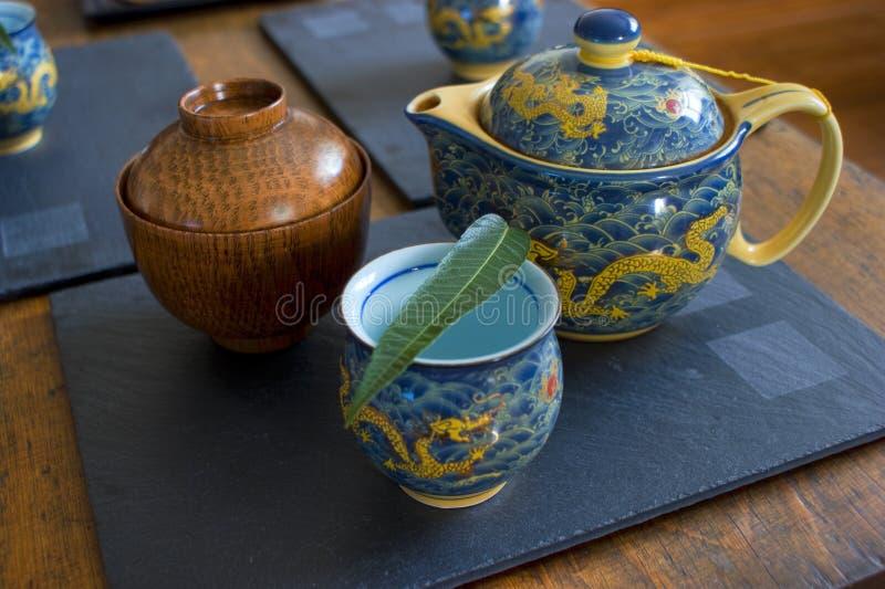 Download Asian tea set stock photo. Image of asia, asian, food - 10708436