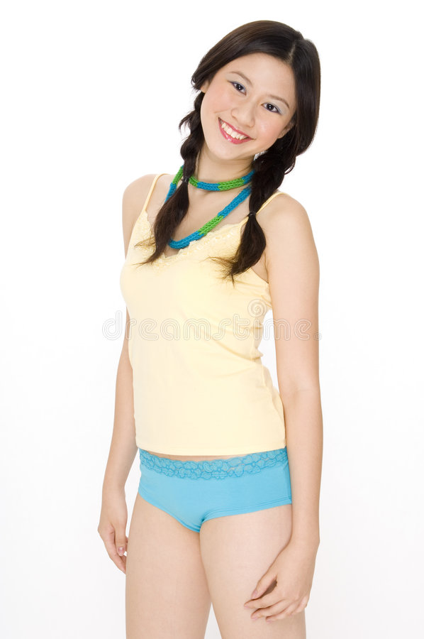 Asian Teen Stock Photo. Image Of Playful, Youthful, Youth