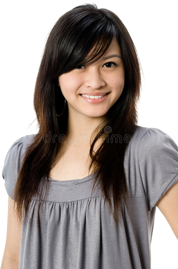 Download Asian Teenager stock photo. Image of background, petite - 3884588