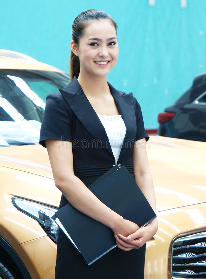 Download Asian white-collar woman stock image. Image of corporate - 24833645