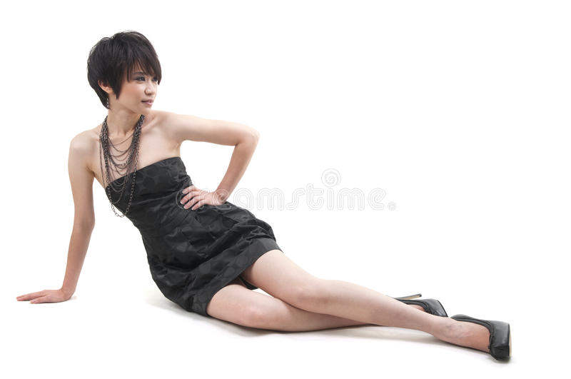 Download Asian Woman In Fashion Stock Photography - Image: 23568702