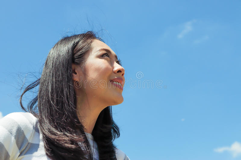 Asian Woman Is Smiles Stock Image Image Of Female, Girl - 1503647-5829