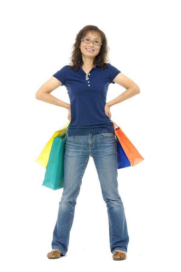 Download Asian women stock image. Image of present, gift, euphoria - 8669753