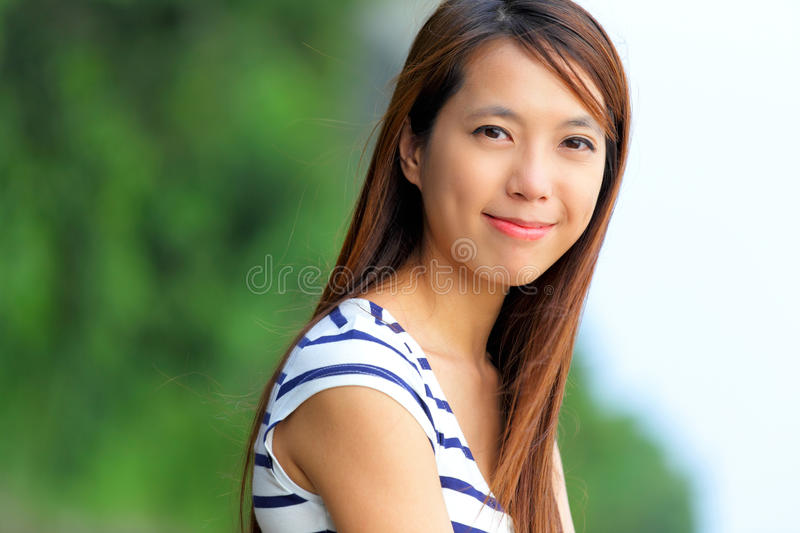 Download Asian women at outdoor stock photo. Image of beauty, health - 25891524