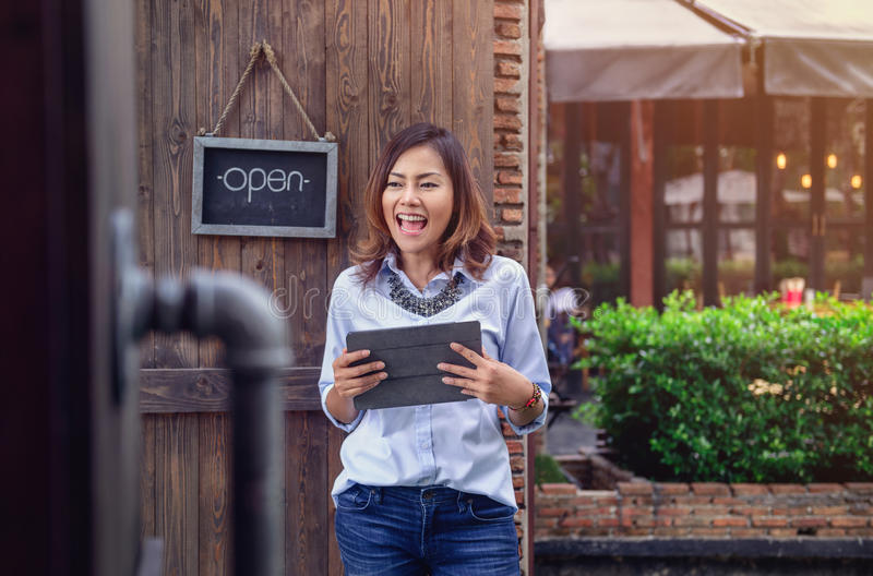 Asian women who are confident to offer good. Asian woman who are confident to offer good performance, and happy stock images